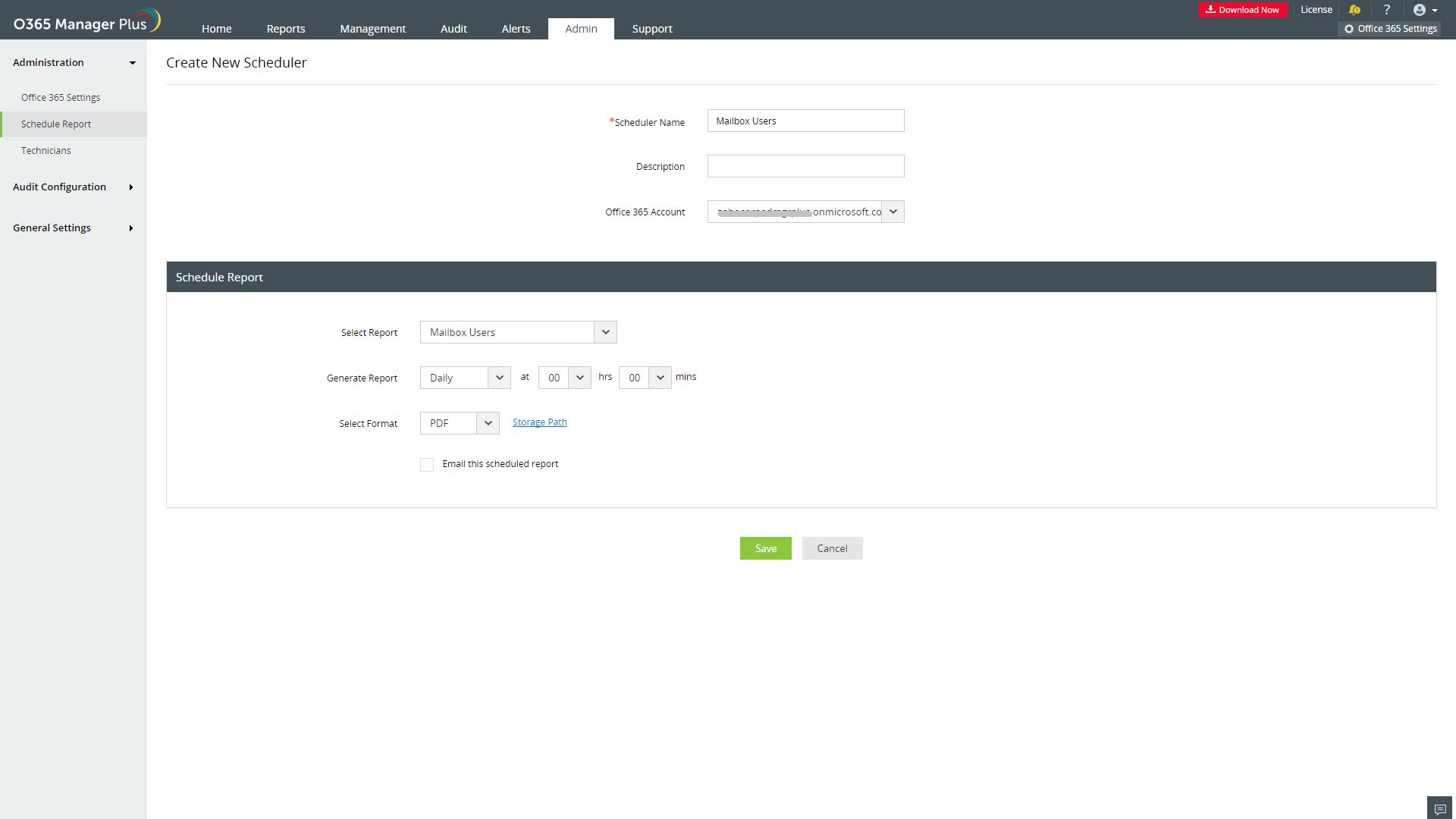 create-new-scheduler-reports