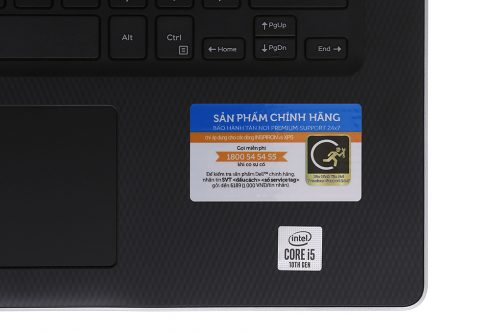 Laptop Dell Inspiron 3493 i5 (N4I5122W)- Thông tin - AT7 3