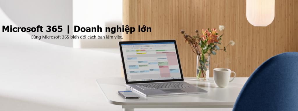 Office 365 cho doanh nghiệp lớn 1