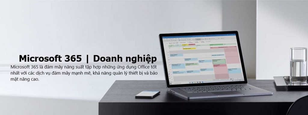 Office 365 doanh nghiệp 1
